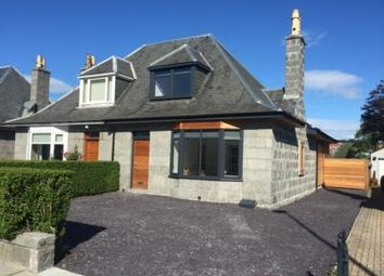Thumbnail 3 bed semi-detached house to rent in Cromwell Road, Aberdeen