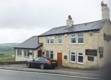 Thumbnail Pub/bar for sale in Rochdale Road, Denshaw, Oldham