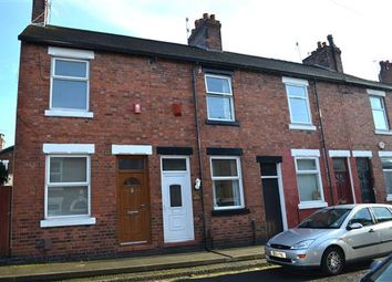 Thumbnail 2 bed terraced house for sale in John Street, Newcastle, Newcastle-Under-Lyme