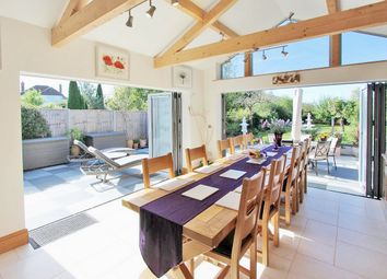 Thumbnail 5 bed detached house for sale in Downham Road, Ely