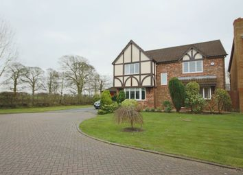 4 bed detached house for sale in Bellflower Close, Clayton-Le-Woods, Chorley PR25