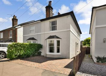 Thumbnail 3 bed semi-detached house for sale in Albert Road North, Reigate, Surrey