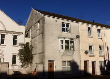 Thumbnail 3 bed end terrace house for sale in Priory Street, Carmarthen, Carmarthenshire.
