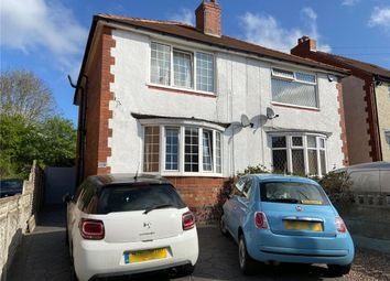 Thumbnail 2 bedroom semi-detached house for sale in High Street, Riddings, Alfreton