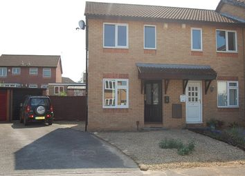 Thumbnail 1 bed semi-detached house to rent in Laphams Court, Longwell Green, Bristol