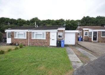 Thumbnail 2 bed semi-detached bungalow to rent in Malcolm Grove, Littleover, Derby