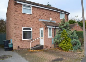 Thumbnail 1 bedroom semi-detached house to rent in Montrose Avenue, York