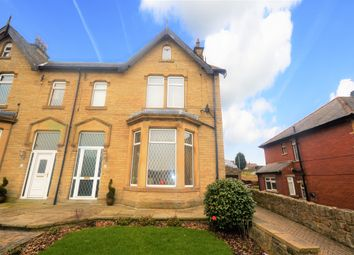 Thumbnail 4 bed semi-detached house for sale in Headfield Road, Savile Town, Dewsbury