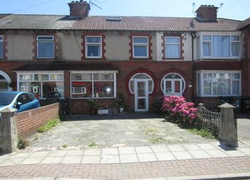 Thumbnail 4 bedroom terraced house for sale in Hawthorn Crescent, Cosham, Portsmouth