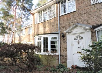 3 bed terraced house for sale in Broomhall Lane, Horsell, Woking GU21