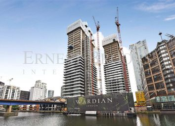 Thumbnail 2 bed flat for sale in West Tower, The Wardian, Marsh Wall, Canary Wharf