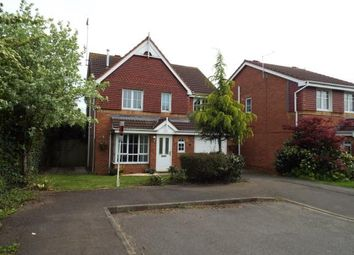 Thumbnail 5 bed detached house for sale in Narrowboat Close, Longford, Coventry, West Midlands