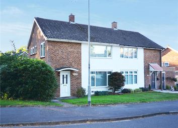 Thumbnail 3 bed semi-detached house for sale in Bullbrook Drive, Bracknell, Berkshire