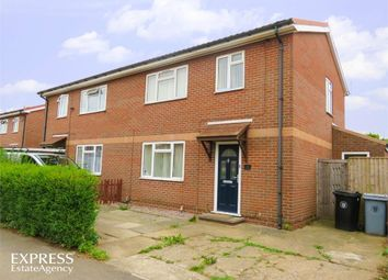Thumbnail 3 bed semi-detached house for sale in Elliot Close, Grantham, Lincolnshire