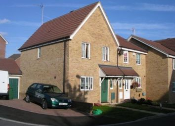 Thumbnail 3 bed semi-detached house to rent in Gascoyne Close, Bearsted, Maidstone, Kent