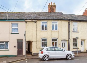 Thumbnail 2 bed terraced house for sale in St. Lawrence Green, Crediton
