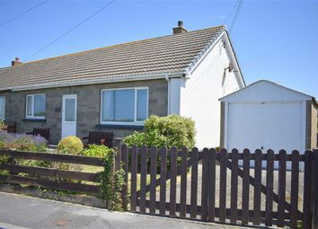 Thumbnail 2 bed semi-detached bungalow for sale in Albion Fields, Llanon, Ceredigion