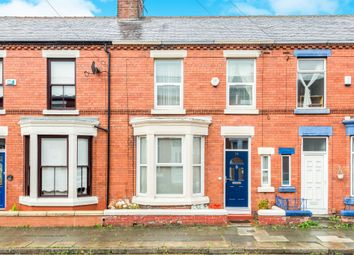 Thumbnail 3 bedroom terraced house for sale in Glenfield Road, Wavertree, Liverpool