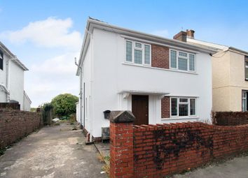 Thumbnail 3 bed detached house for sale in Waun Bant Road, Kenfig Hill, Bridgend