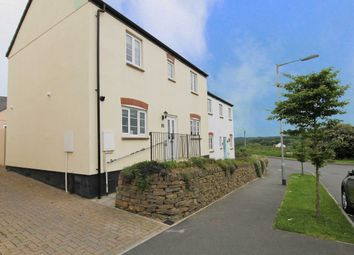 Thumbnail 3 bed semi-detached house for sale in Carrine Way, Truro