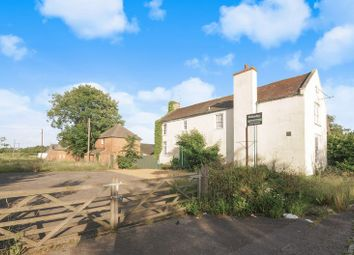 Thumbnail 5 bedroom semi-detached house for sale in Great North Road, Conington, Peterborough