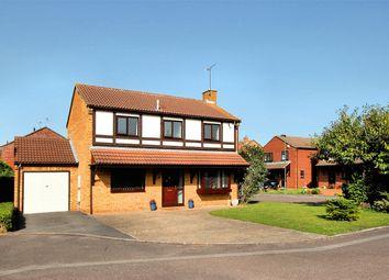 Thumbnail 4 bed detached house for sale in Celandine Close, Thornbury, Bristol