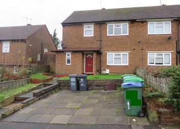 Thumbnail 1 bed maisonette for sale in Essex Avenue, West Bromwich