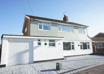 Thumbnail 4 bed detached house for sale in Bardenville Road, Canvey Island