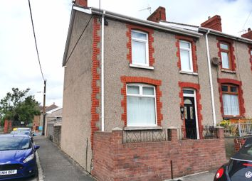 Thumbnail 3 bed end terrace house for sale in Pwll Y Gath Street, Kenfig Hill