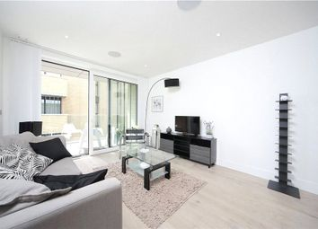 Thumbnail 2 bedroom flat to rent in Ingrebourne Apartments, 5 Central Avenue, Fulham Riverside, London