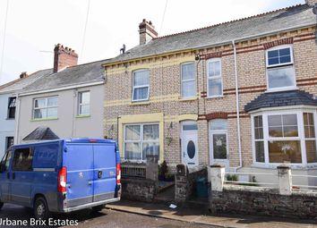 Thumbnail 3 bedroom terraced house for sale in Torridge Mount, Bideford