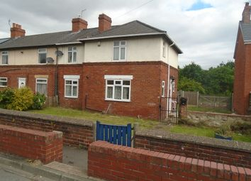 Thumbnail 3 bed end terrace house to rent in Coppice Road, Highfields, Doncaster