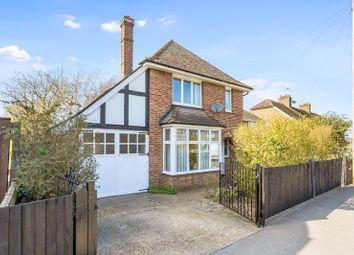 Thumbnail 3 bed detached house for sale in Rusper Road, Horsham, West Sussex