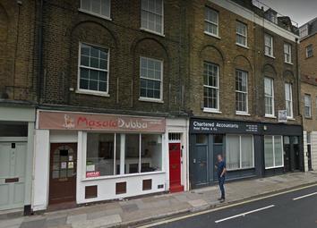 Thumbnail  Retail premises for sale in Trinity Street, London