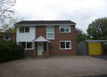 Thumbnail 4 bed detached house to rent in Penwood Heights, Penwood, Newbury