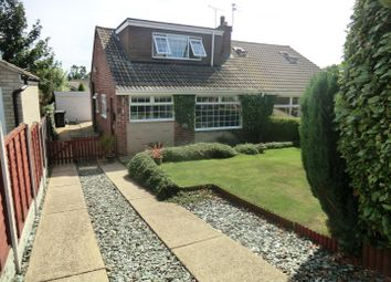 Thumbnail 3 bed semi-detached bungalow for sale in The Close, Barwick In Elmet, Leeds