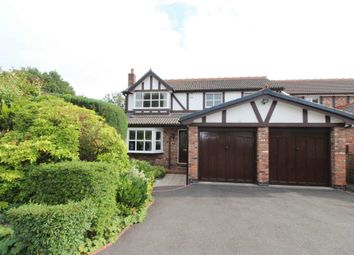 Thumbnail 4 bed detached house for sale in Mossdale Avenue, Lostock, Bolton