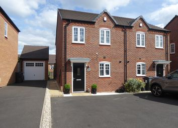 Thumbnail 3 bedroom semi-detached house for sale in Bartley Crescent, Northfield, Birmingham