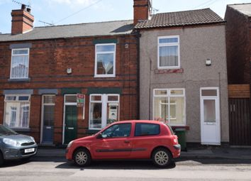 Thumbnail 1 bed terraced house to rent in Cromwell Street, Mansfield