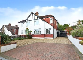 Thumbnail 4 bed semi-detached house for sale in Coulsdon, Surrey