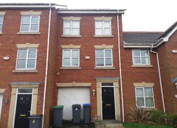 Thumbnail 3 bed terraced house for sale in Swallow Close, Blackpool