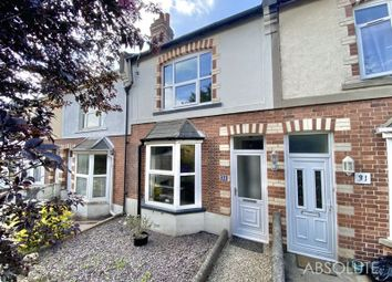 Thumbnail 2 bed terraced house for sale in Dunmere Road, Torquay