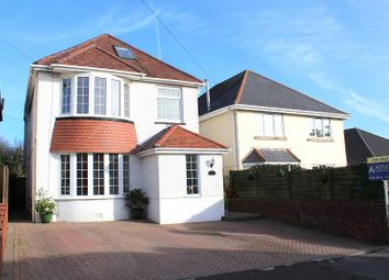4 bed detached house for sale in Lady Housty Avenue, Newton, Swansea SA3
