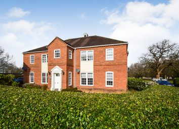 Thumbnail 1 bed flat for sale in Calcott Park, Yateley