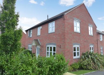 Thumbnail 4 bed detached house for sale in Brunel Way, Church Gresley