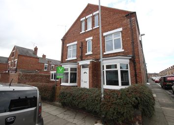 Thumbnail 4 bed end terrace house for sale in Greenbank Road, Darlington