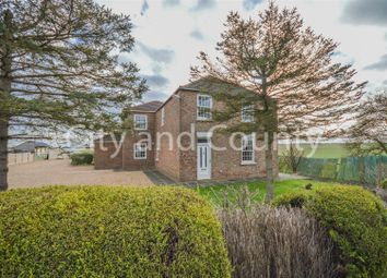 Thumbnail 5 bed detached house for sale in Station Road, Gedney Hill, Spalding