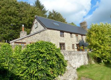 Thumbnail 4 bed detached house for sale in Painscastle, Builth Wells, 3Jp.
