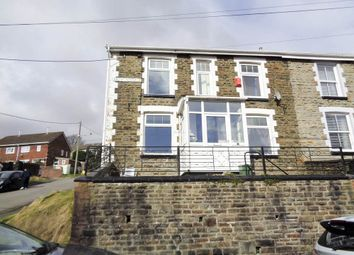Thumbnail 2 bed end terrace house for sale in Ystrad -, Pentre