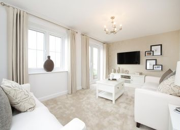 "Thumbnail 3 bedroom detached house for sale in ""Falmouth"" at Beauchamp Avenue, Midsomer Norton, Radstock"